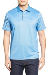 Tommy Bahama Men's On Par Spectator Polo Download Blue