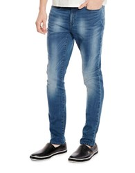 Kenneth Cole Indigo Slim Jeans