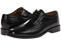 Bostonian Malden Black Leather Men's Lace Up Wing Tip Shoes