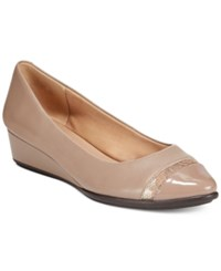 Easy Spirit Alexina Wedge Flats Women's Shoes
