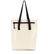 Eytys Void Small Cotton Shopper White