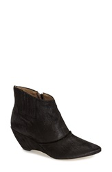 Matisse 'Nugent' Wedge Bootie Women Black