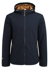 Icepeak Timi Soft Shell Jacket Dark Blue