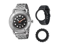 Citizen Aw1530 65E Eco Diy Silver Black Watches Gray