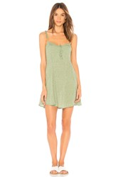 Blue Life X Revolve Sienna Corset Dress Sage