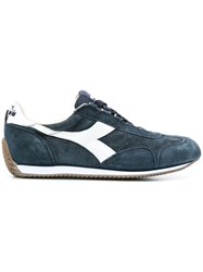 Diadora Lace Up Sneakers Blue