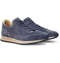 Keino Suede Sneakers - GrayOfficine Creative