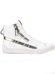 Diesel 'D String Plus' Sneakers White