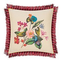 Etro Jacaranda Tassel Edged Cushion 45X45cm Beige