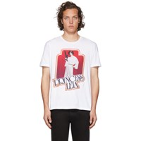 Etro White Star Wars Edition Princess Leia T Shirt