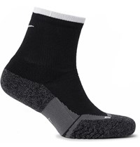 Nike Tennis Elite Crew Dri Fit Tennis Socks Black