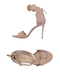 Aldo Castagna Sandals Skin Color
