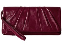 Hobo Darla Red Plum Handbags