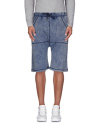 Publish Trousers Bermuda Shorts Men Slate Blue