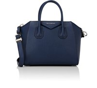 Givenchy Women's Antigona Small Duffel Bag Navy