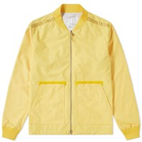Nanamica Dock Jacket Yellow