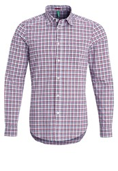 United Colors Of Benetton Slim Fit Shirt Red