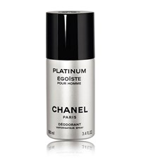 Chanel Platinum Egoiste Deodorant Spray Male
