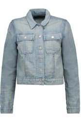 J Brand Isla Denim Jacket Light Denim