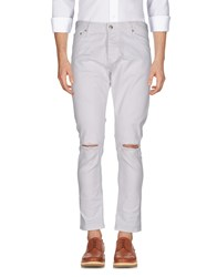 Takeshy Kurosawa Casual Pants White