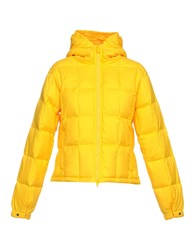 Aspesi Down Jackets Yellow