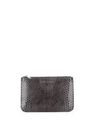 Orciani Snake Embossed Wallet 60