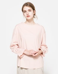 Flora Blouse In Rose
