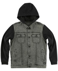 O'neill Men's Davenport Trucker Jacket Black