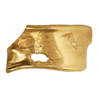 Alighieri Gold The Over Thinker Hair Tie
