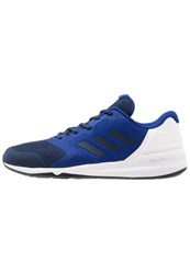 Adidas Performance Crazytrain 2 Cf Sports Shoes Mystery Ink Collegiate Navy Footwear White Purple