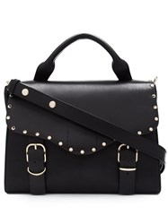 Rebecca Minkoff Studded Tote Bag Black