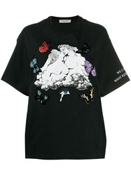 Valentino X Undercover Lovers T Shirt Black