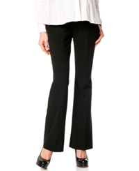 A Pea In The Pod Slim Bootcut Maternity Pants