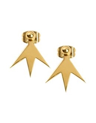 Master And Muse X A Peace Treaty Earrings Gold