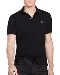 Polo Ralph Lauren Stretch Mesh Classic Fit Shirt Polo Black