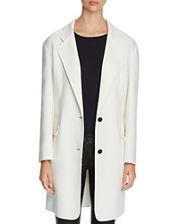 Dkny Drop Shoulder Jacket Gesso
