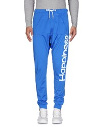 Happiness Casual Pants Blue