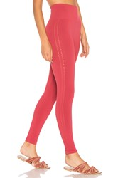 Free People Barely There Legging Pink