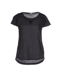 Hartford Topwear T Shirts Women Steel Grey