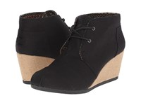 Bobs From Skechers High Notes Melodies Black Women's Lace Up Boots