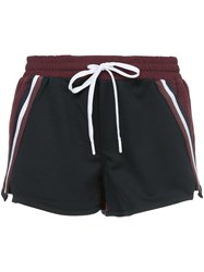 The Upside Panelled Shorts Multicolour