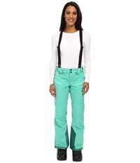 Obermeyer Wildhaus Pants Green Envy Women's Casual Pants