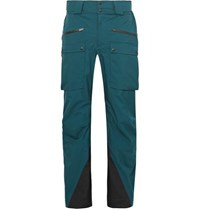 Aztech Mountain Hayden Two Tone Ski Trousers Petrol