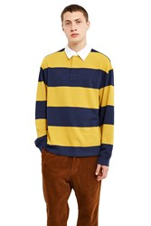 Alexander Wang Engineered Oversized Long Sleeve Polo Hornet