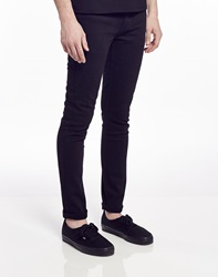 Farah Vintage Jeans In Slim Fit Black