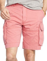 Polo Ralph Lauren Relaxed Fit Chino Cargo Short Pink