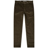 Norse Projects Albin Corduroy Trouser Green