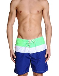 Scotch And Soda Swimwear Swimming Trunks Men Dark Blue