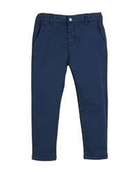 Mayoral Basic Stretch Twill Trousers Blue