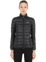 Emporio Armani Train Core Light Down Jacket Black